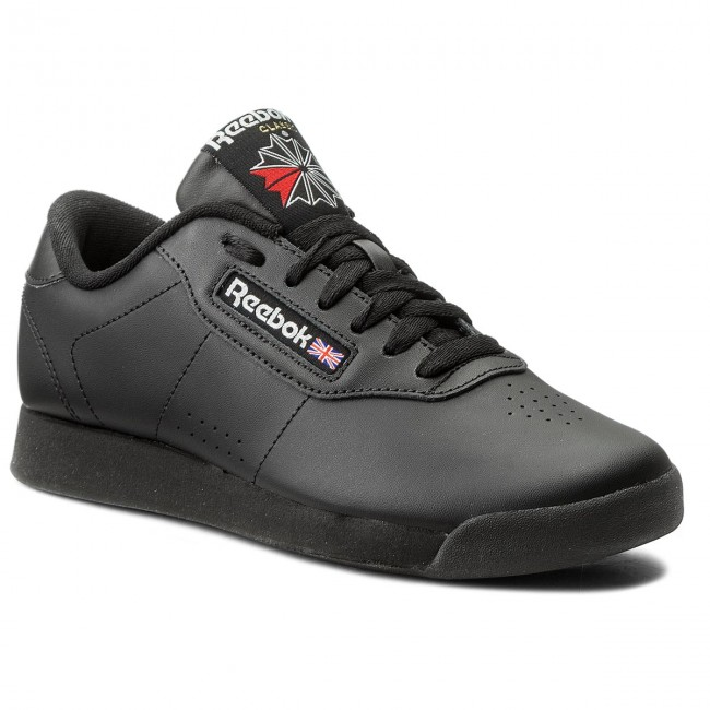 Shoes Reebok - Princess - CN2211 Black - Sneakers - Princess Low shoes - Women's shoes bde589