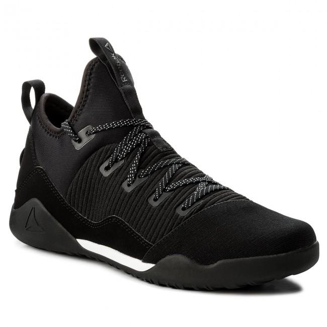 Abordable chaussures reebok combattre Noële formateur cn0742 noir blanc hommes fitness chaussures chaussures de sport hommes blanc 5b8d8c