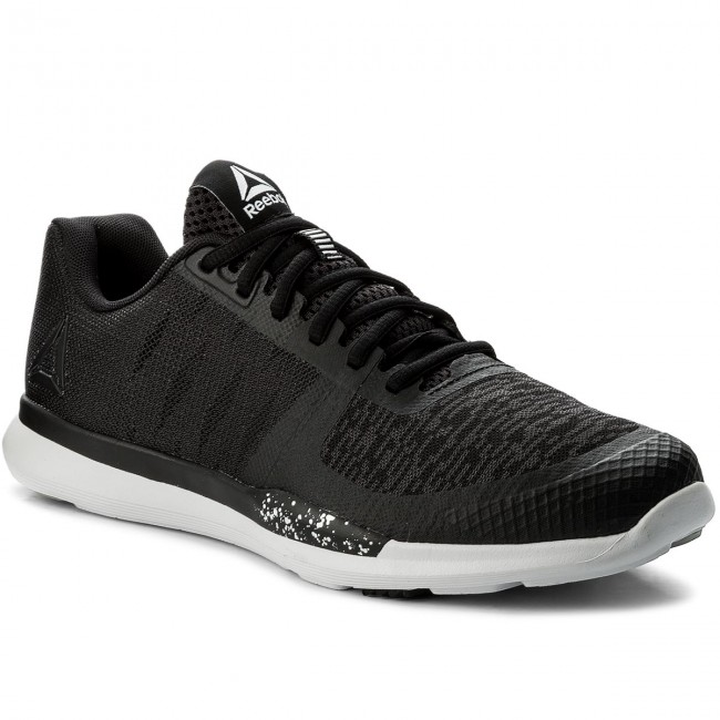 Shoes Reebok - Reebok Sprint Tr CN1232 Blk/Wht/Skull Sports Grey - Fitness - Sports Blk/Wht/Skull shoes - Women's shoes eed344