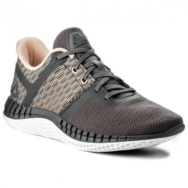 Shoes Reebok - Print Run Next CN0428 Grey/Desert Dust/Pnk/Wht - - Indoor - Running shoes - - Sports shoes - Women's shoes 77e02e
