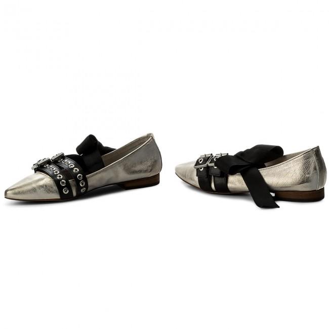 Flats EVA MINGE - Almansa Almansa Almansa 3S 18BD1372383ES 111 - Ballerina shoes - Low shoes - Women's shoes 7351ec
