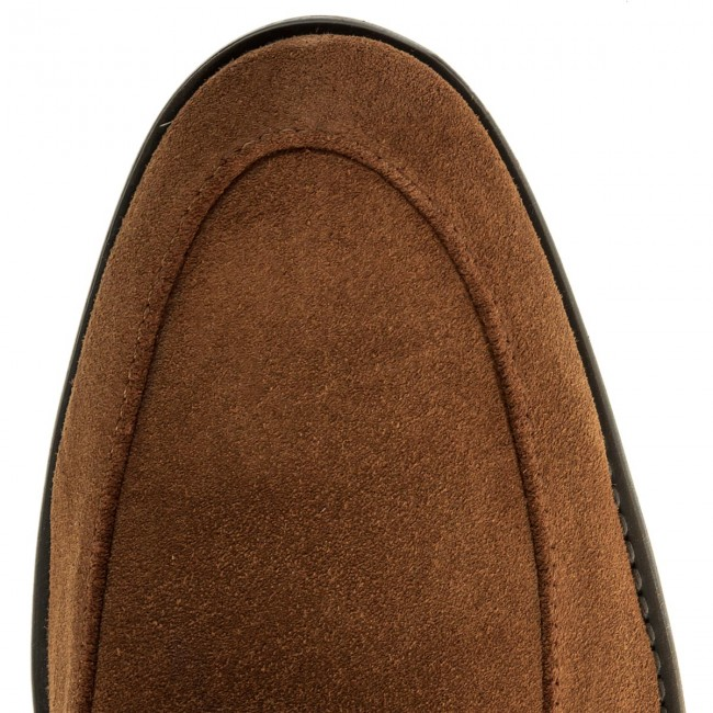 Shoes STRELLSON - New Harley Harley Harley 4010002413 Camel 751 - Casual - Low shoes - Men's shoes 97c2d9