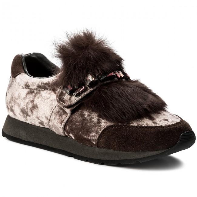 Sneakers ALMA EN PENA - V17460 Taupe - - Sneakers - Low shoes - - Women's shoes 124b74