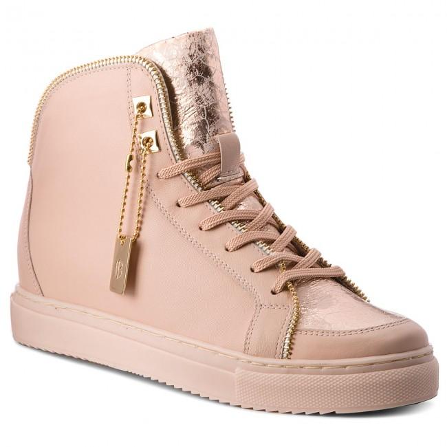 Sneakers BADURA Sneakers - 6337-69-M Łosoś - Sneakers BADURA - Low shoes - Women's shoes 21d431