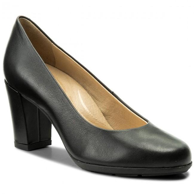 chaussures chaussures chaussures geox - d annya c d745fc 00085 c9999 Noir - talons - bas chaussures chaussures - femmes c69e49