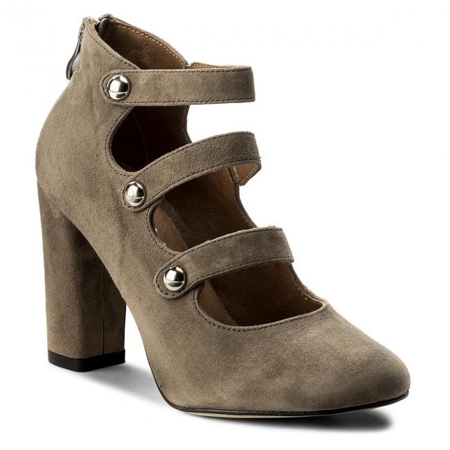Shoes KARINO - - 2092/066-P Green - Heels - - Low shoes - Women's shoes 957690