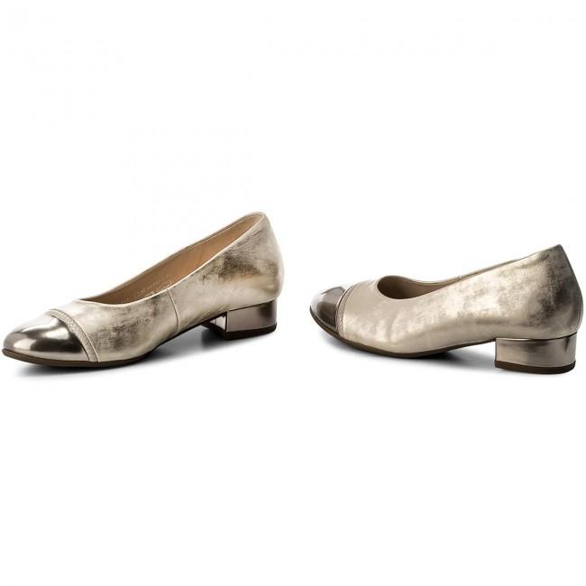 Vente - chaude | chaussures gabor - 62.212.63 platino combi - Vente talons - bas chaussures chaussures - femmes 93770a