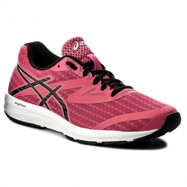Shoes ASICS - Amplica T875N Hot Pink/Black/White 2090 shoes - Indoor - Running shoes 2090 - Sports shoes - Women's shoes 8f36fd