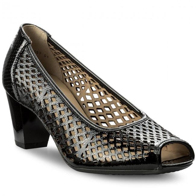 Shoes ARA - 12-32057-01 Schwarz  - Heels Women's - Low shoes - Women's Heels shoes faca0e