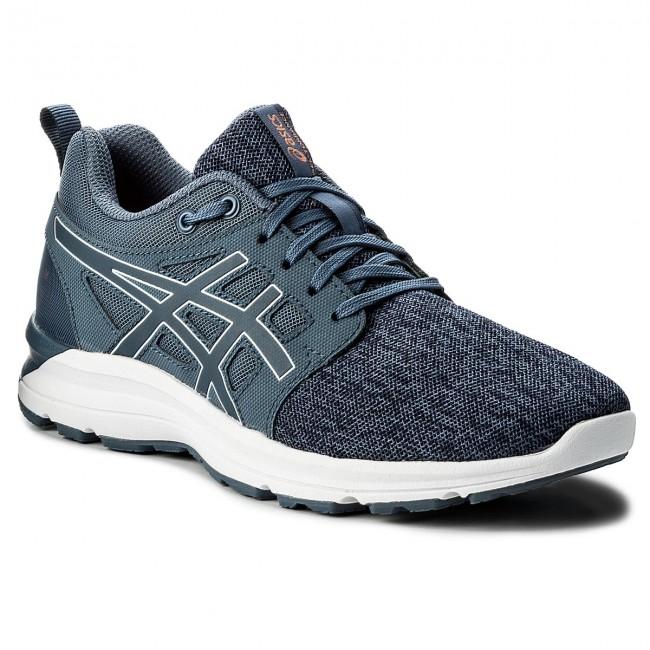 Shoes ASICS Blue/Smoke - Gel-Torrance T7J8N Smoke Blue/Smoke ASICS Blue/Begonia Pink 5656 - Indoor - Running shoes - Sports shoes - Women's shoes 954eab