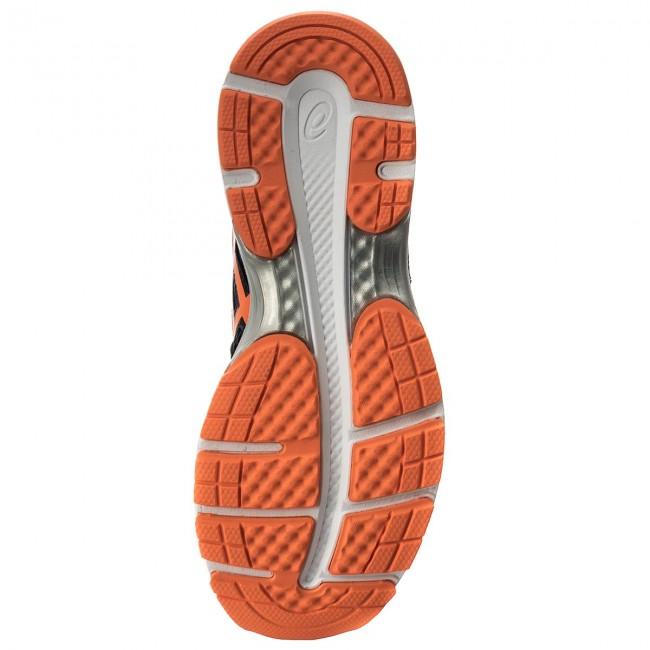 Shoes ASICS - Gel-Pulse 9 9 9 T7D3N Dark Blue/Shocking Orange/Victoria Blue - Indoor - Running shoes - Sports shoes - Men's shoes 115546