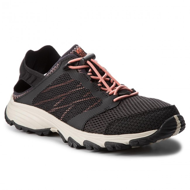 Shoes Litewave THE NORTH FACE - Litewave Shoes Amphibious II T939I74GG Tnf Black/Desert Flower Orange - Trekker boots - Low shoes - Women's shoes c3a216