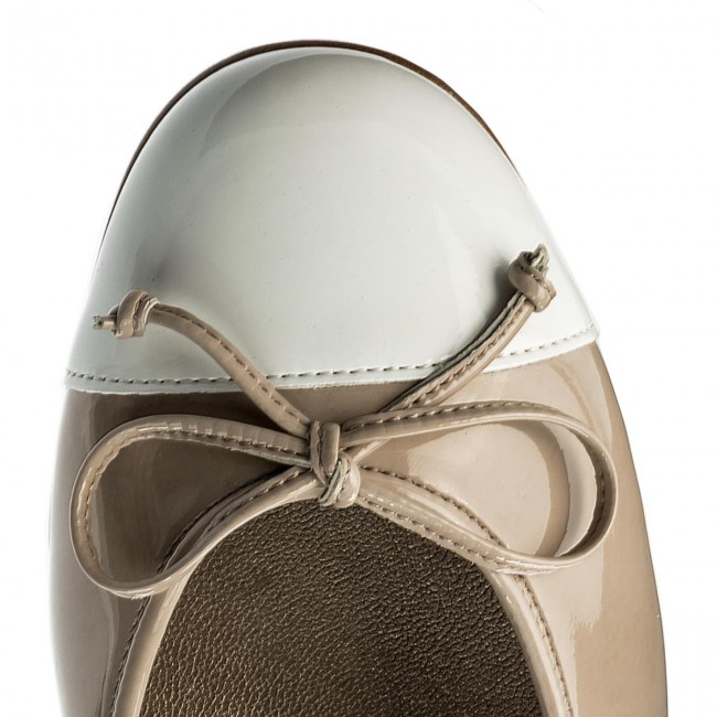 apparteHommes ts gabor - 85.102.71 85.102.71 85.102.71 weiss / sand - chaussures de ballerine - bas chaussures chaussures - femmes 3cd830