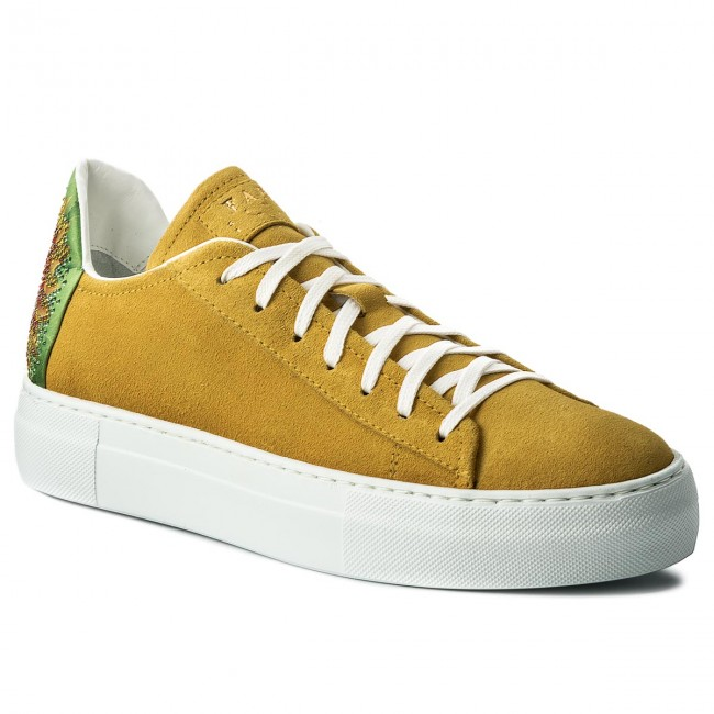 Sneakers FABI - FD5437X  Limone shoes - Sneakers - Low shoes Limone - Women's shoes 589054
