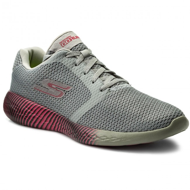 Shoes SKECHERS - Go - Run 600 15067/CCPK Charcoal/Pink - Go Fitness - Sports shoes - Women's shoes 902fc2