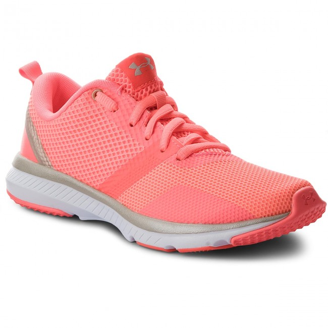 Shoes UNDER ARMOUR - Ua W Press 2 - 3000260-600 Org - Fitness - 2 Sports shoes - Women's shoes c5cce8