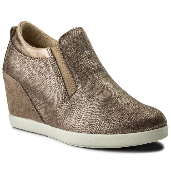 Shoes IMAC - 105760 Taupe/Beige 72131/013 Low - Wedge-heeled shoes - Low 72131/013 shoes - Women's shoes 00d494