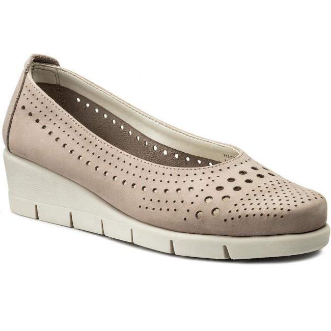 Shoes B235_37 THE FLEXX - Palomino B235_37 Shoes Haze - Wedge-heeled shoes - Low shoes - Women's shoes 5e6bd6