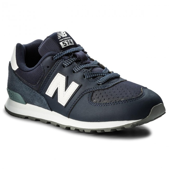 Sneakers NEW BALANCE - GC574D4 Navy Blue - - Sneakers - Low shoes - - Women's shoes 68d3ea