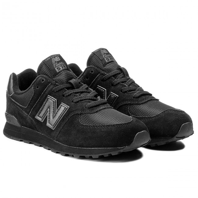 Sneakers NEW BALANCE - GC574TB Black - Sneakers - Low Low Low shoes - Women's shoes 9a2055