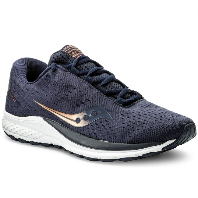 Shoes SAUCONY - Jazz 20 S20423-30 Nvy/Cop - Indoor Indoor - - Running shoes - Sports shoes - Men's shoes d6f0f5