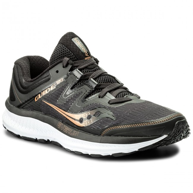 Shoes SAUCONY - Guide Iso S10415 Running Blk/Den/Cop - Indoor - Running S10415 shoes - Sports shoes - Women's shoes f91358