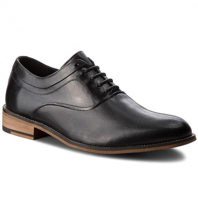 Shoes WITTCHEN - 86-M-800-1-40 Black - Formal shoes shoes Formal - Low shoes - Men's shoes 9b9b74