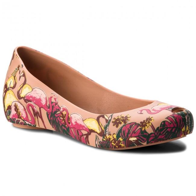 apparteHommes ts melissa - ultragirl 3 db ii ad pâle 32298 Marron  / rose pâle ad 50524 - chaussures de ballerine - bas chaussures chaussures - femmes ed84ef