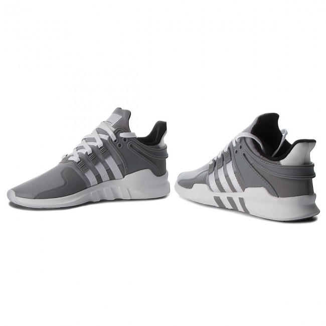 Shoes adidas - Eqt Support Support Support Adv J B42021 Grethr/Ftwwht/Cblack - Sneakers - Low shoes - Women's shoes 62e498