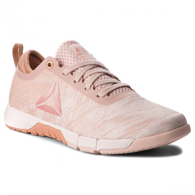 Shoes Reebok CN2693 - Speed Her Tr CN2693 Reebok  Beige/Brown/White/Copper - Fitness - Sports shoes - Women's shoes c22f39