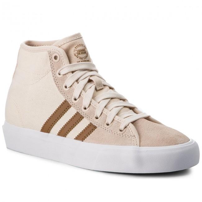 chaussures adidas - matchcourt b22785 lin rawdes haut rx b22785 matchcourt ecrtin - tennis - bas et chaussures chaussures - femmes 349836