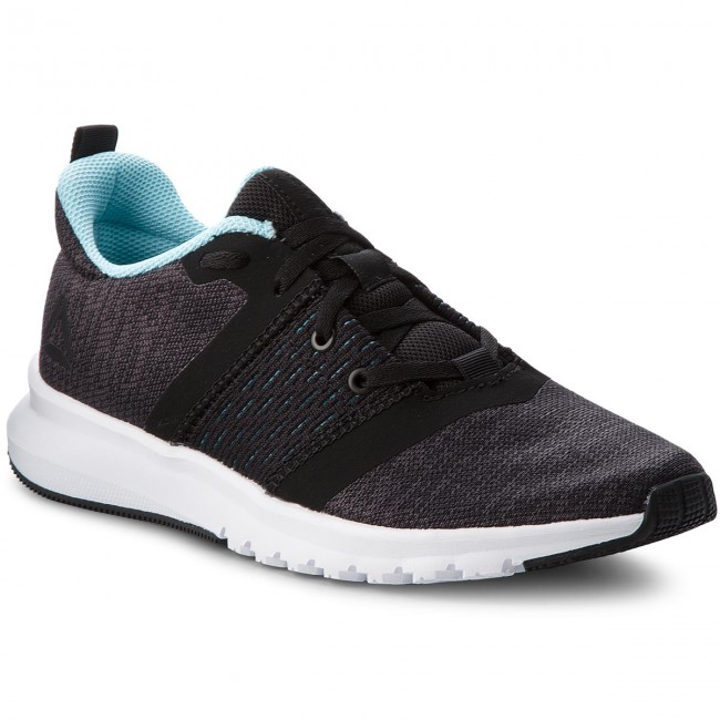Shoes Reebok - Print Lite Rush Indoor CN2614 Black/Ash Grey/Blue/Wht - Indoor Rush - Running shoes - Sports shoes - Women's shoes a541e4
