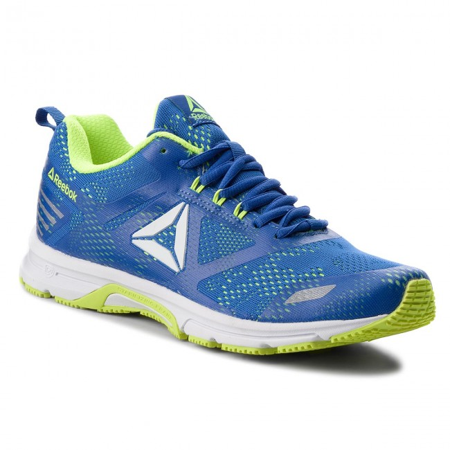 Shoes Reebok - Ahary Runner CN5337 White/Blue/Yellow - Indoor - - Indoor Running shoes - Sports shoes - Men's shoes 30a052