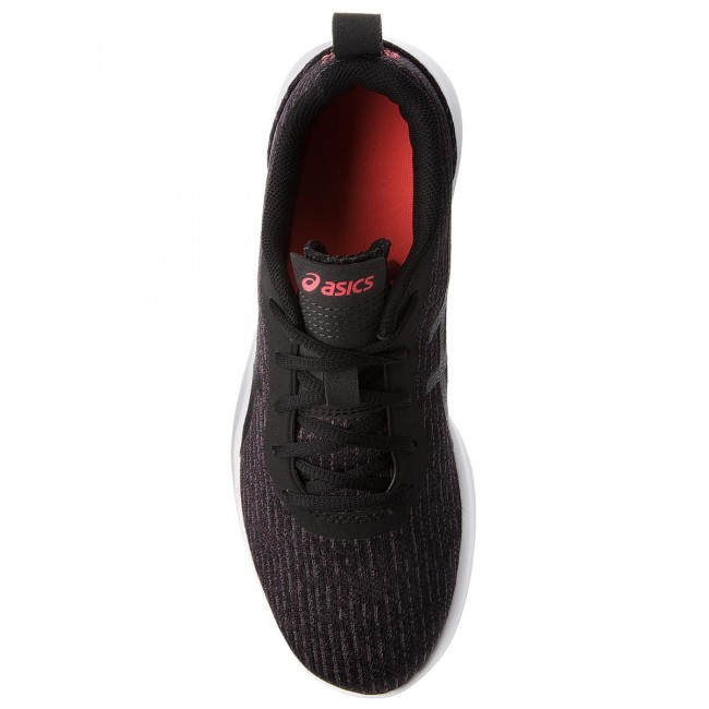 Shoes ASICS ASICS ASICS - Kanmei 2 1022A011  Black/Black 001 - Indoor - Running shoes - Sports shoes - Women's shoes 4a04b4
