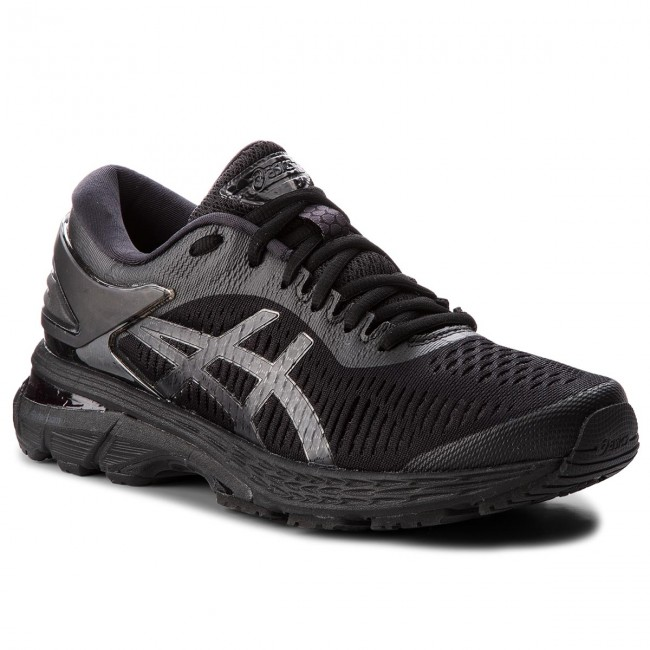 Shoes ASICS - Gel-Kayano 25 1012A026  Black/Black 002 - - Indoor - Running shoes - - Sports shoes - Women's shoes 343493