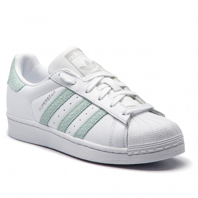Shoes adidas - Superstar W B41509 Ftwwht/Ashgrn/Silvmt - Sneakers - shoes Low shoes - Women's shoes - 1436b8