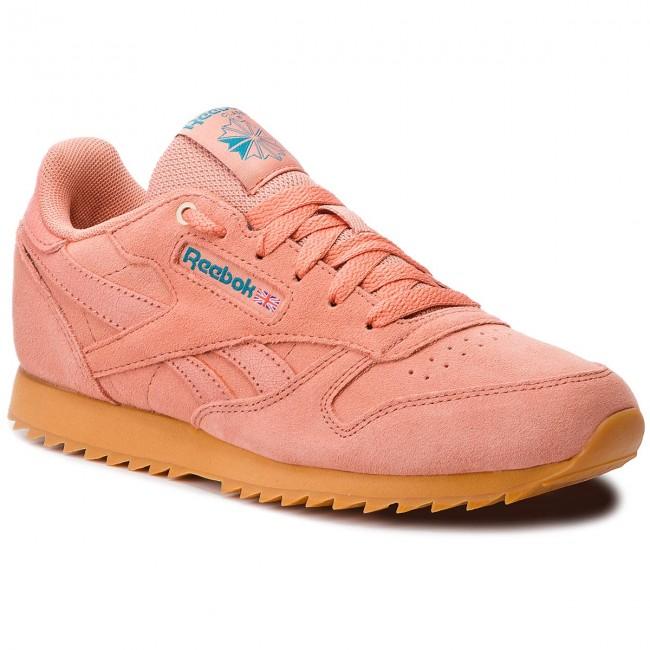Shoes Reebok - Cl Lthr Ripple CN5169 Dirty Low Apricot/Gum - Sneakers - Low Dirty shoes - Women's shoes 877b5e