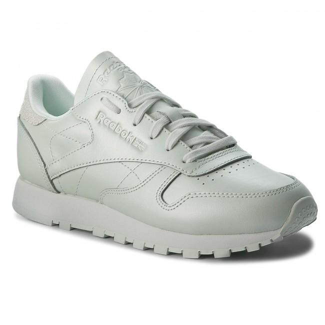 Shoes Reebok - Cl Lthr CN5468 Low Opal - Sneakers - Low CN5468 shoes - Women's shoes 4e2897