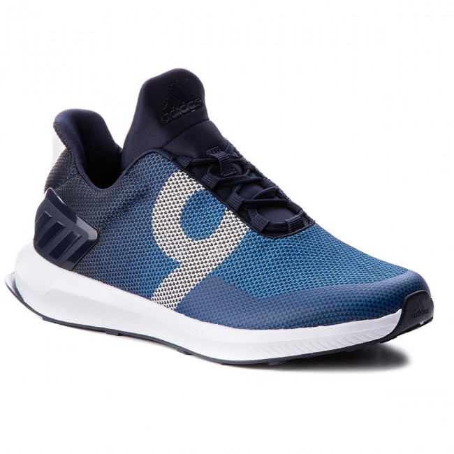 Shoes adidas B28000 - RapidaRun Uncaged K B28000 adidas Conavy/Blue/Ftwwht - Indoor - Running shoes - Sports shoes - Women's shoes ab4349