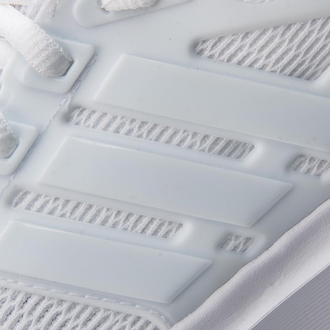 Shoes adidas - Energy Cloud V B44848 Ftwwht/Ftwwht/Ftwwht - Indoor Sports - Running shoes - Sports Indoor shoes - Men's shoes de0423