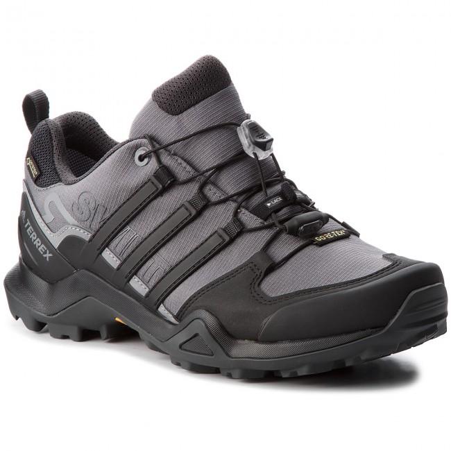 ad7768c92 Shoes adidas - Terrex Swift R2 Gtx Gtx Gtx GORE-TEX CM7493 Grefiv Cblack  Carbon - Trekker boots - Low shoes - Men s shoes 61eec4