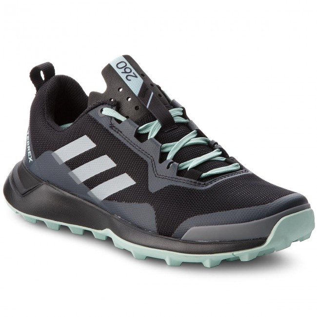 Shoes adidas - Terrex Cmtk W CQ1735 Cblack/Cwhite/Ashgrn - Outdoor Sports - Running shoes - Sports Outdoor shoes - Women's shoes 5c98c9