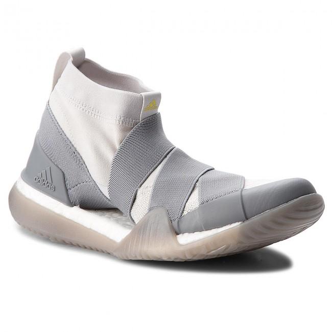 Shoes adidas - PureBoost X Trainer - 3.0 Ll DA8964 Greone/Shoyel/Grethr - Trainer Fitness - Sports shoes - Women's shoes 1c0f05