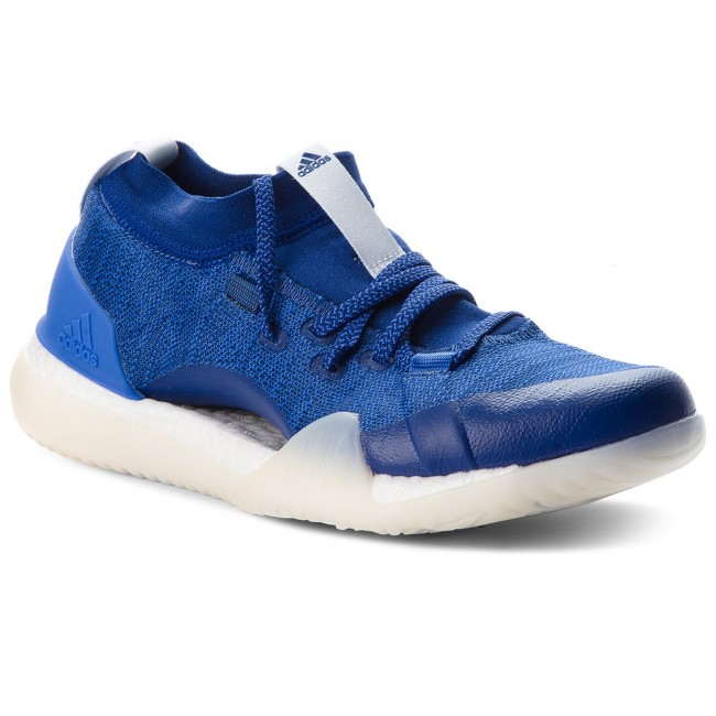 Shoes adidas - PureBoost Mysblu/Aerblu/Hirblu X Trainer 3.0 DA8967 Mysblu/Aerblu/Hirblu PureBoost - Indoor - Running shoes - Sports shoes - Women's shoes 1714da