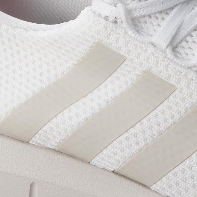 Shoes adidas - Swift Run B37731 B37731 B37731 Ftwwht/Cblack/Greone - Sneakers - Low shoes - Men's shoes 6a1226