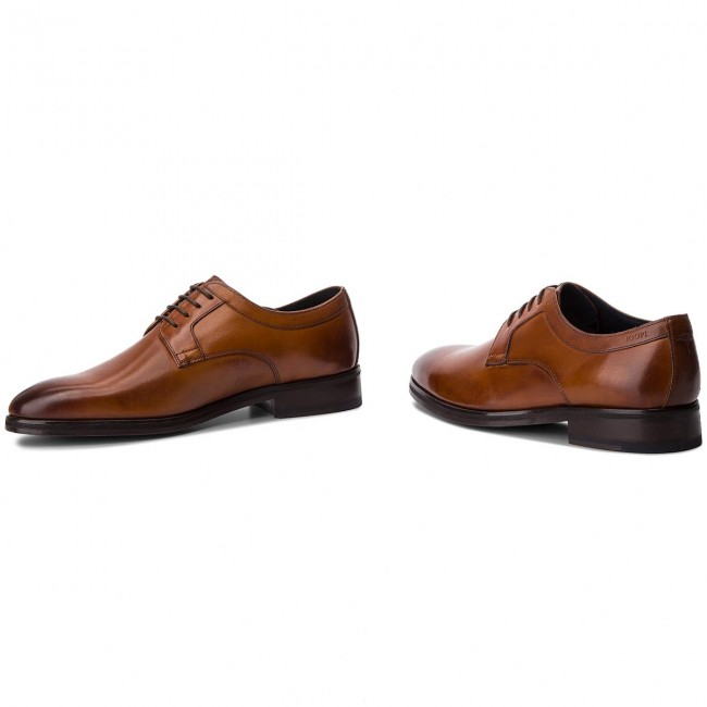 13c632efa24 Kleitos 4140004171 Cognac Cognac Cognac 703 - Formal shoes - Low shoes ...