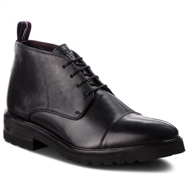 Boots JOOP! - Kleitos 4140004166 Black High 900 - Boots - High Black boots and others - Men's shoes edd9c7