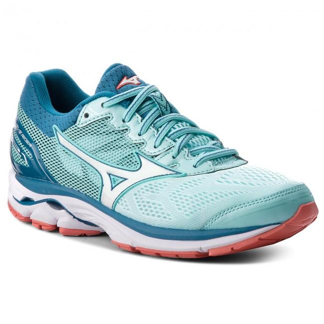 Shoes MIZUNO J1GD180365 - Wave Rider 21 J1GD180365 MIZUNO Blue - Indoor - Running shoes - Sports shoes - Women's shoes fee71e