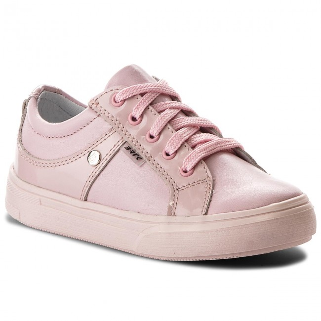 Shoes BARTEK - 35992/1FM 35992/1FM 35992/1FM Pink - Zip-fastened - Low shoes - Girl - Kids' shoes 2d3afe