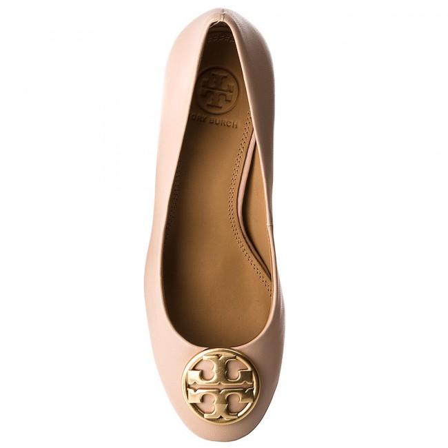 Shoes TORY BURCH - Chelsea 50mm Pump 45900 45900 45900 Goan Sand 927 - Heels - Low shoes - Women's shoes 753885